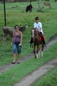 Pedro à Cavalo