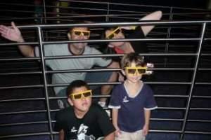 Com os óculos do PillarMagic