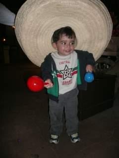 Ique mexicano