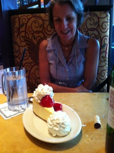 Cheesecake @ The Cheesecake Factory